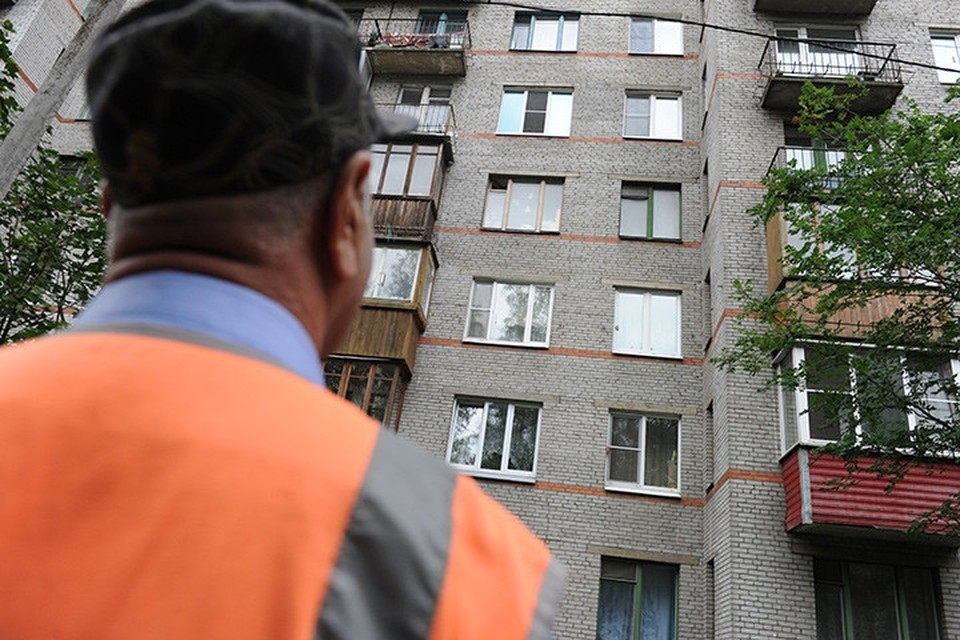 В доме на улице Народного ополчения произошел хлопок