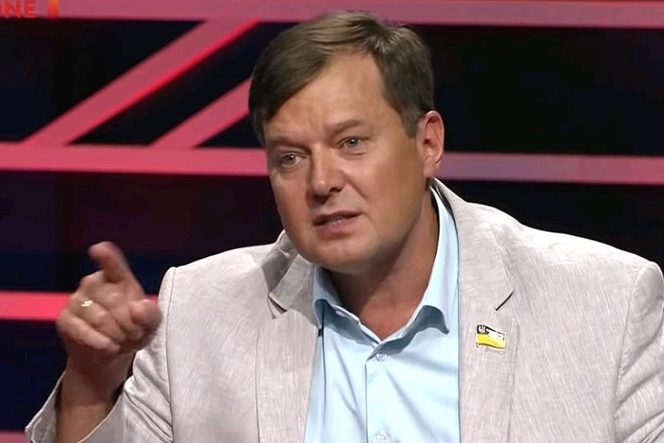 Депутат Верховной рады Украины Евгений Балицкий.