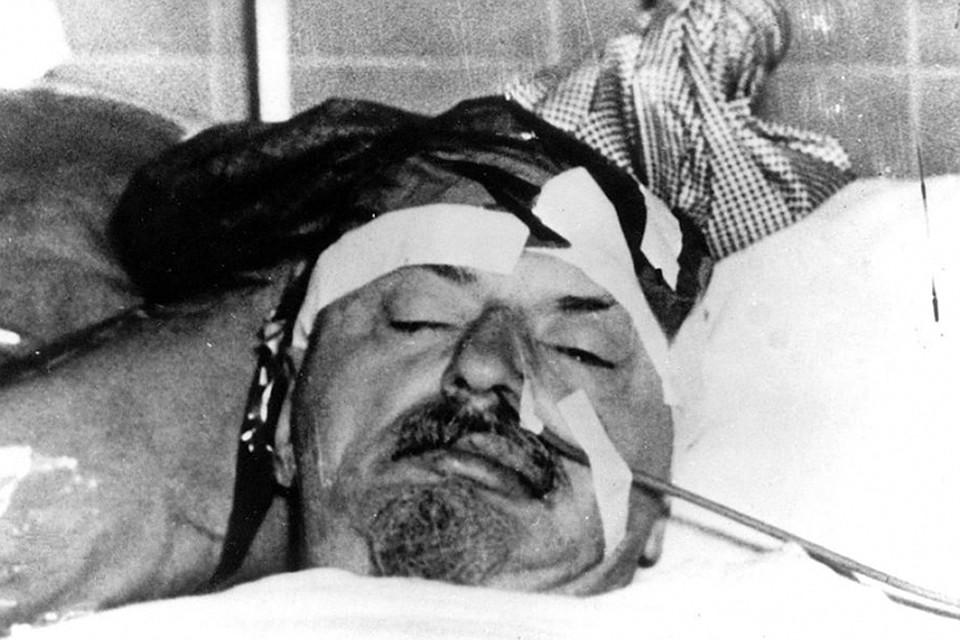 Лев Троцкий был убит в собственном доме в Мексике в 1940 году