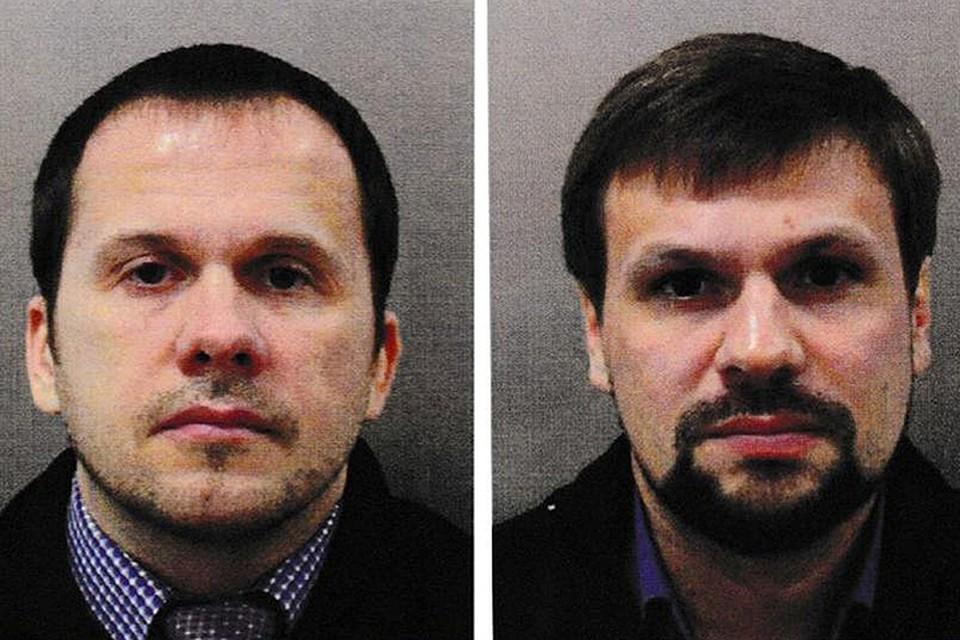 Александра Петрова и Руслана Боширова, которых британское следствие считает отравителями Скрипалей и офицерами ГРУ, сдал некий российский дипломат