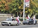 В Республике прошел автопробег «Вахта памяти»