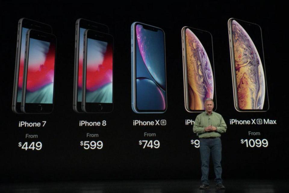 Раскрыты российские цены на новые iPhone