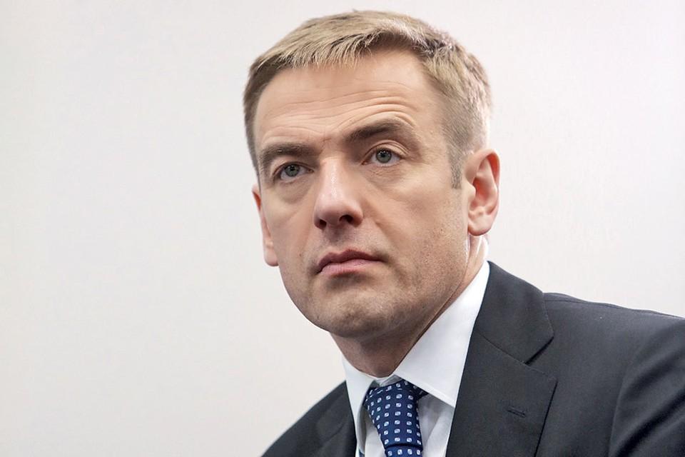 Статс-секретарь – заместитель министра промышленности и торговли Российской Федерации Виктор Евтухов