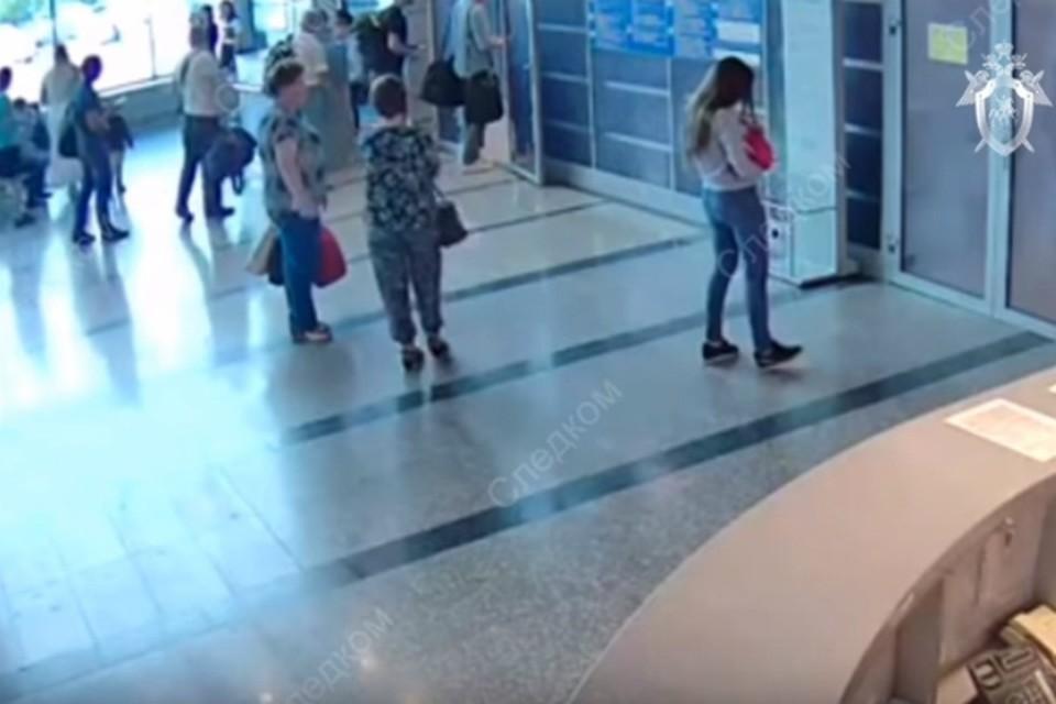 Фото: скриншот с видео (Западно-Сибирское следственное управление на транспорте Следственного комитета РФ)