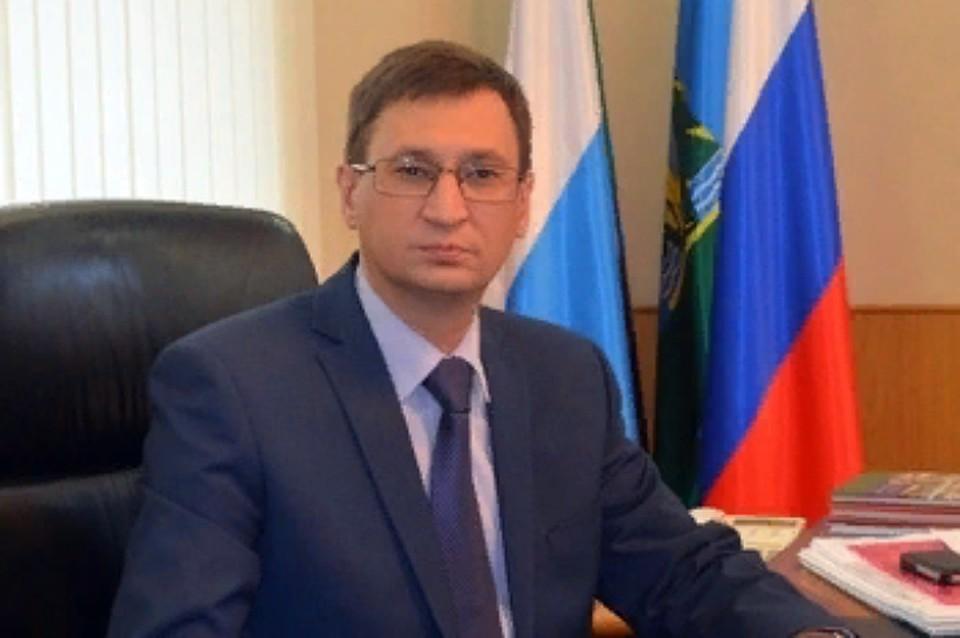 Мэр Комсомольска уходит в отставку