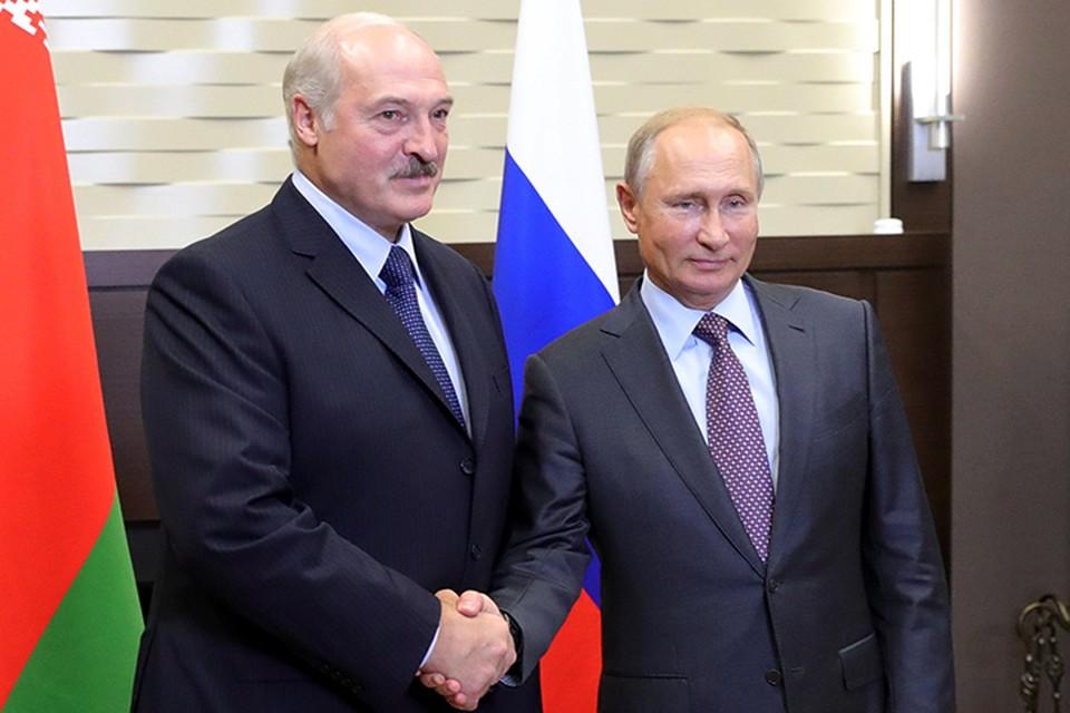 Взаимные претензии Москвы и Минска требовали уже не просто разговора двух президентов, но и более широкого состава участников
