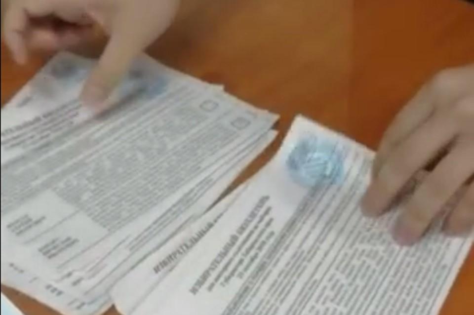 Штаб Вячеслава Шпорта подает заявление об отмене итогов голосования на одном из участков в Хабаровске