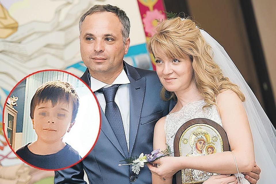 Родион Голубков должен проживать вместе с отцом. В России. Фото: Семейный архив Голубковых