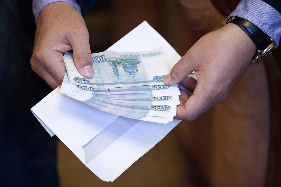 долг за предприятием по зарплате