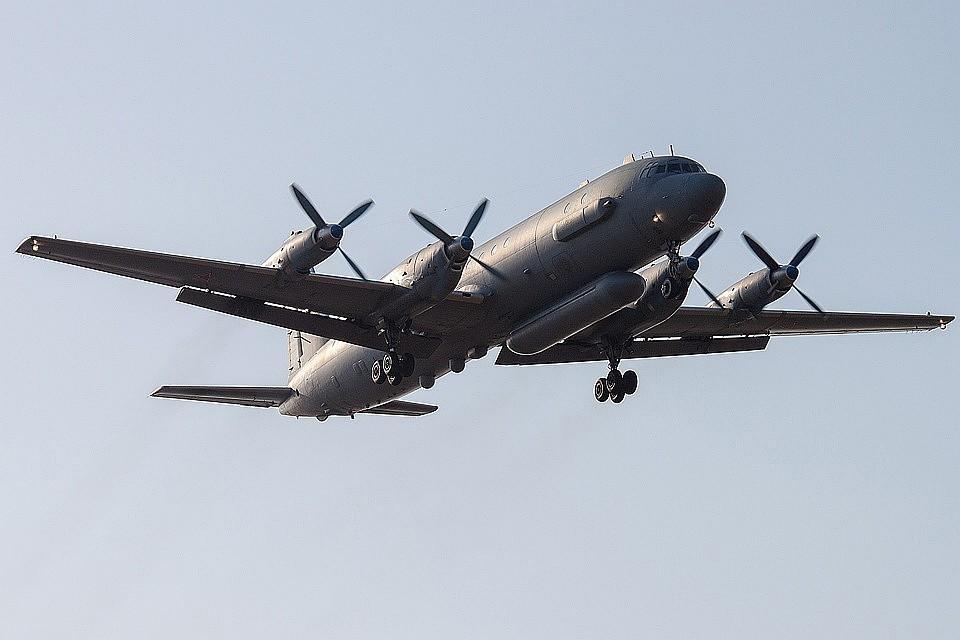 17 сентября у побережья Сирии был сбит российский самолет Ил-20 с 15 военнослужащими на борту