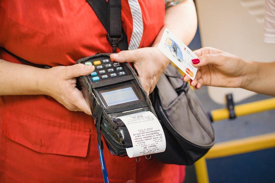 3d118455b6b6d С 1 октября оплата проезда картой в автобусах Ижевска вновь повысится