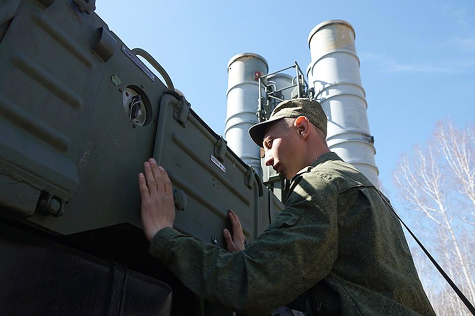 С-300 позволит взять под жесткий контроль воздушное пространство Сирии