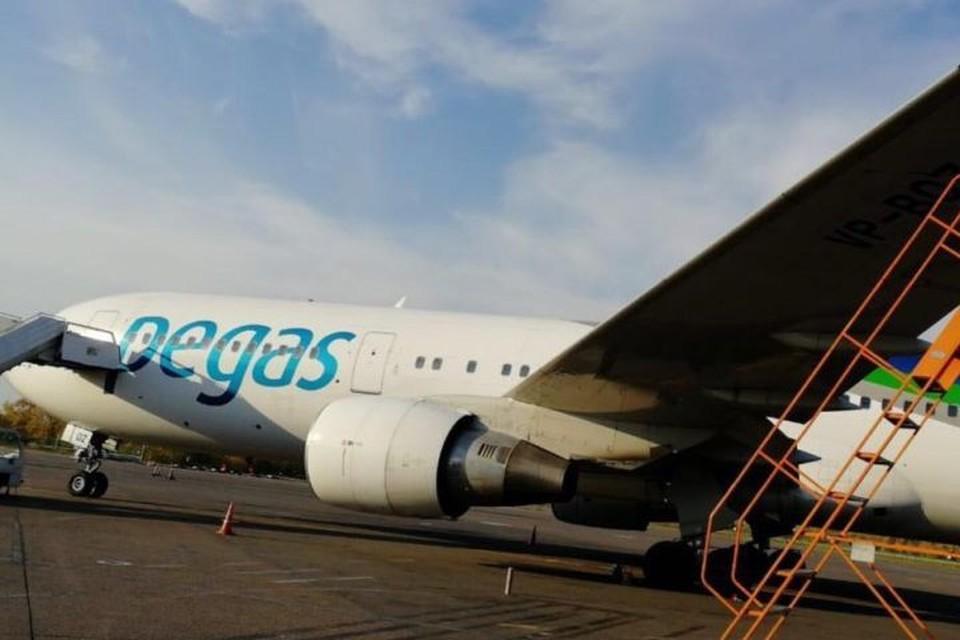 На борту самолета авиакомпании «Икар» находилось 266 пассажиров. Фото: Следственный комитет России