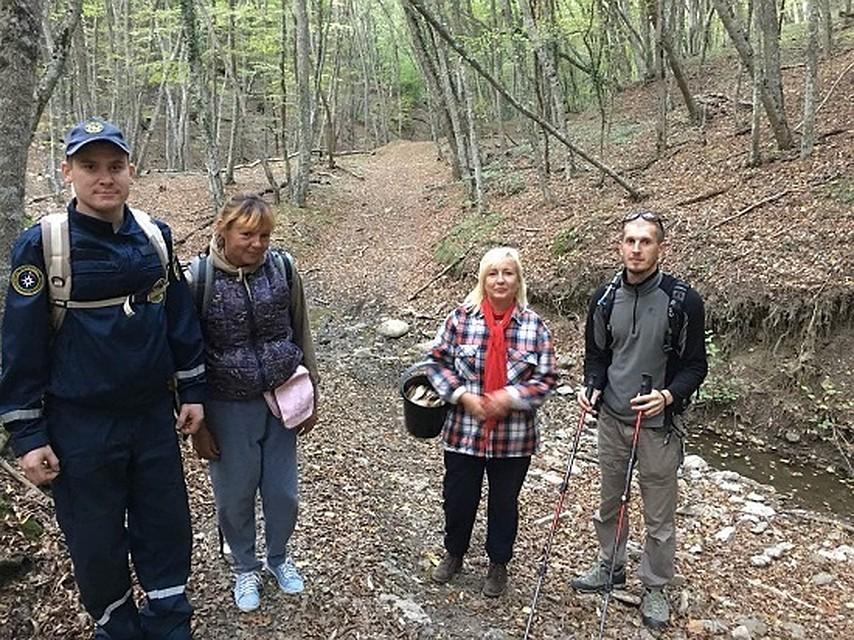 Фото: пресс-служба МЧС Республик и Крым