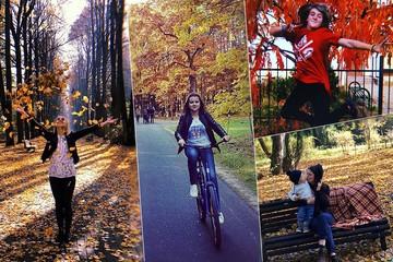 «Такая осень нам нравится»: посмотрите на эти 10 фотографий из Инстаграма!