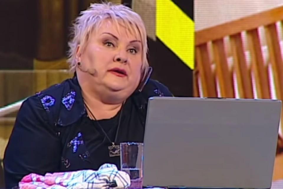 Актриса «Дизель шоу» Марина Поплавская