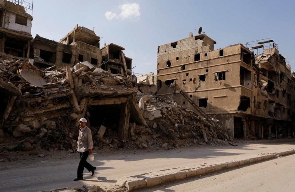 МИД Сирии потребовал от ООН расследовать действия коалиции США