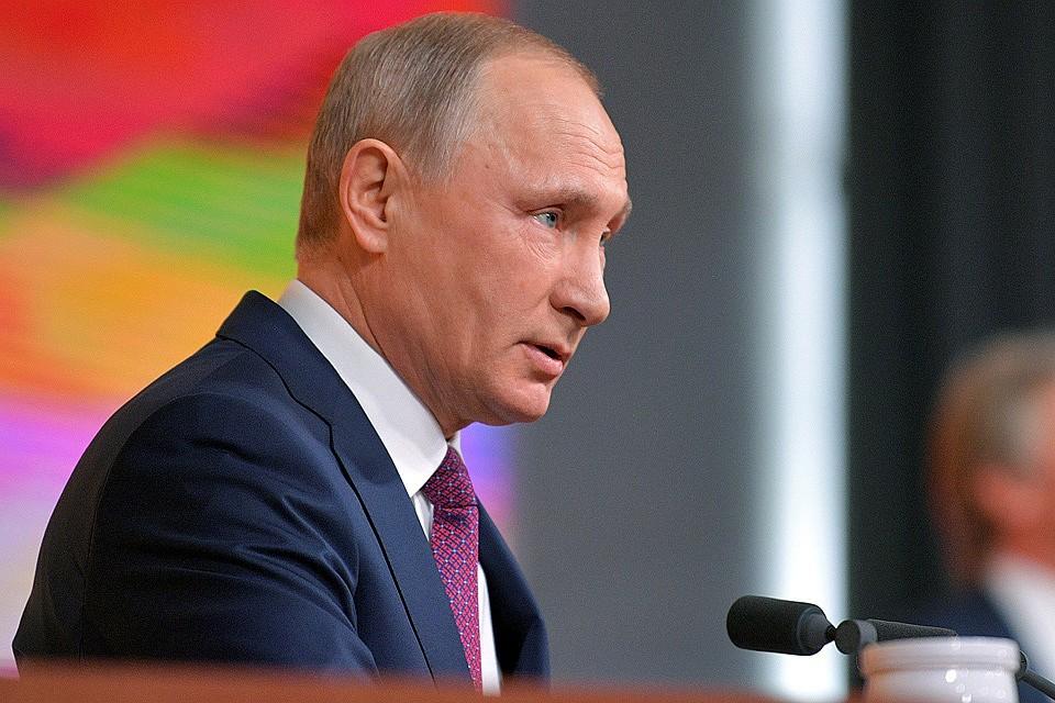 Путин применил к Украине спецмеры