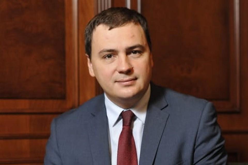 Савва Шипов, заместитель министра экономического развития России.