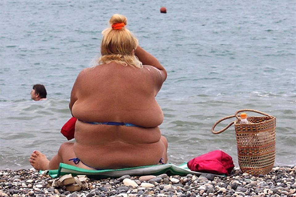 В России 2 млн человек живут с диагнозом ожирение