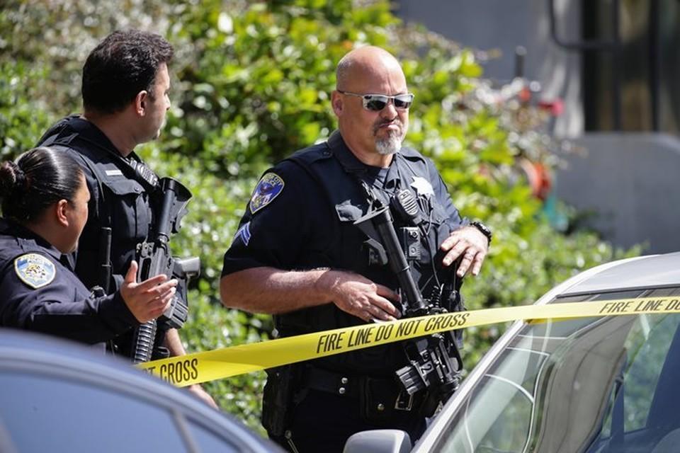 Полиция США расследует стрельбу в штате Кентукки