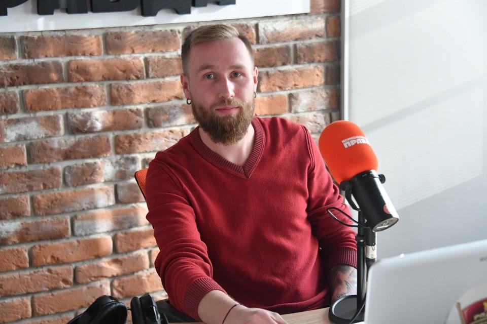 Исполнительный директор благотворительного фонда помощи животным «Вторая жизнь» Станислав Перешеин.
