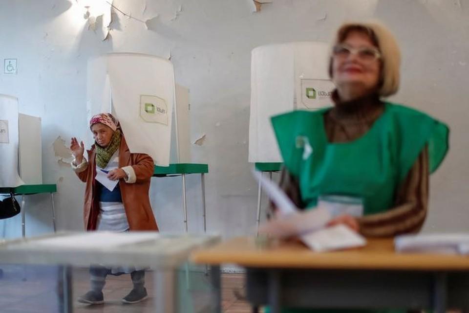 ЦИК Грузии: Явка на выборах президента страны составила 46,74%