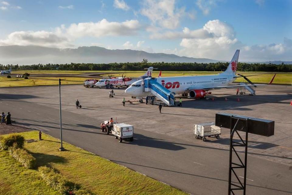 Самолет индонезийской авиакомпании Lion Air потерпел крушение в понедельник, 29 октября