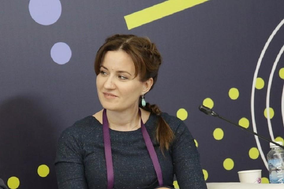 Анна Янчевская. Фото: предоставлено организаторами
