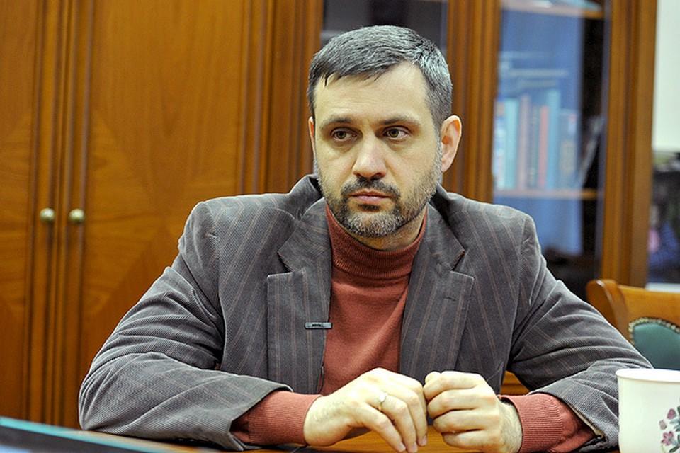 Глава Синодального отдела по взаимоотношениям Церкви с обществом и СМИ Владимир Легойда