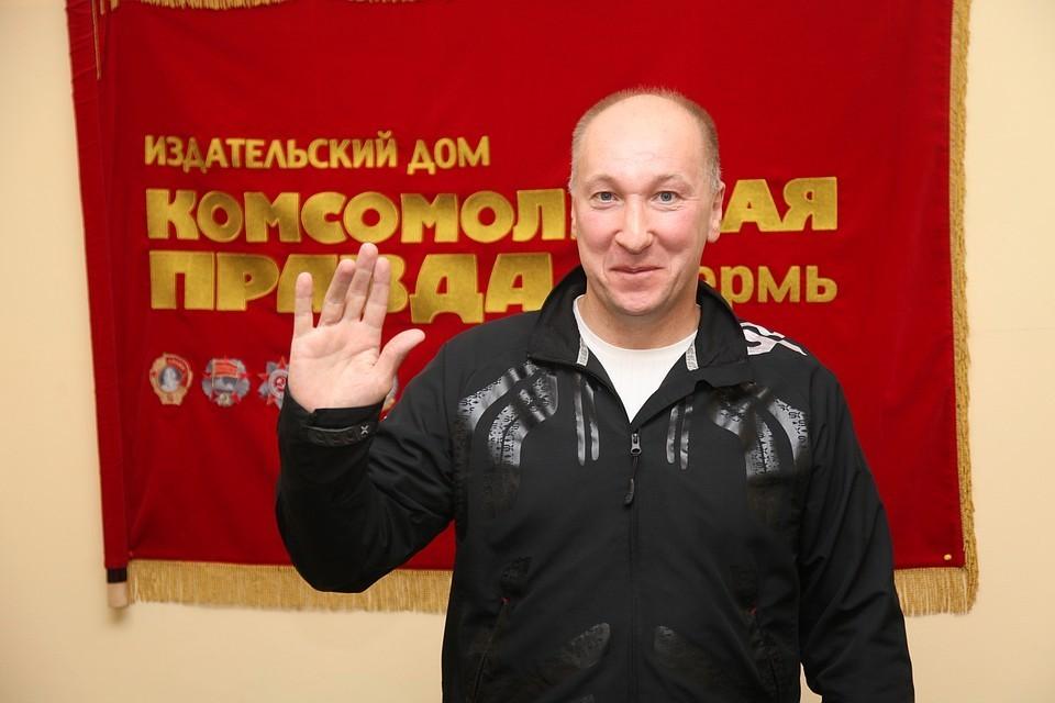 Александр Шурман, который ограбил банк, отсидел семь с половиной лет