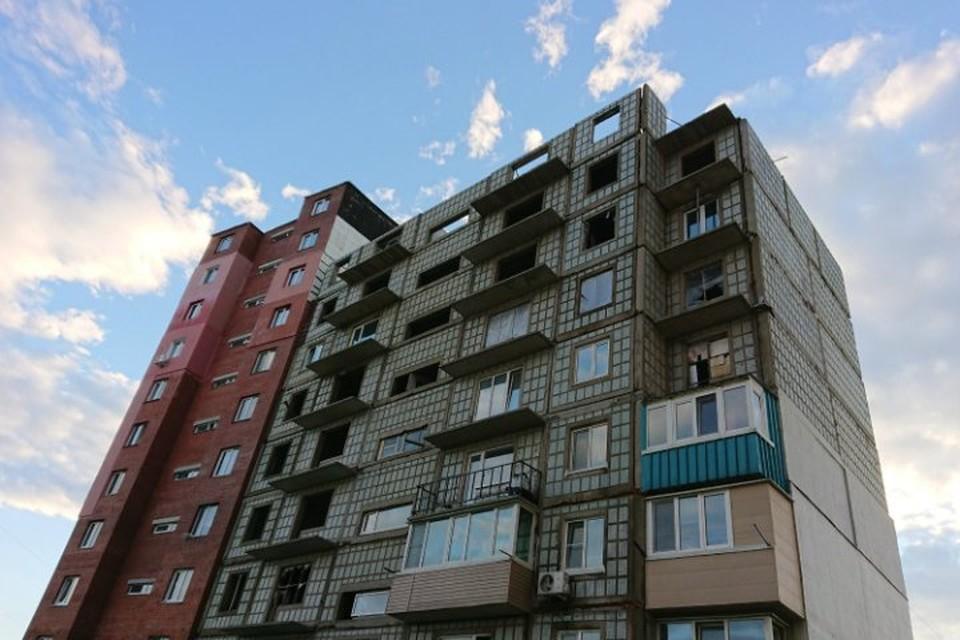 Многоэтажку на Пихтовой, 35 строят с 1993 года. Фото: skyscrapercity.com