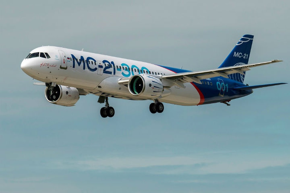 Куба и Сирия заинтересовались покупкой самолета МС-21, который собирают на Иркутском авиазаводе. Фото: Иркутский авиазавод.