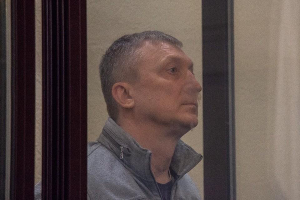 Экс-глава кузбасского Следкома Сергей Калинкин