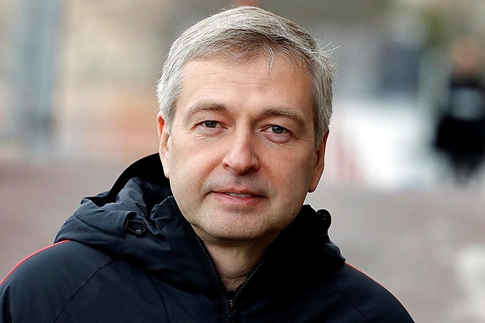 Российский предприниматель Дмитрий Рыболовлев