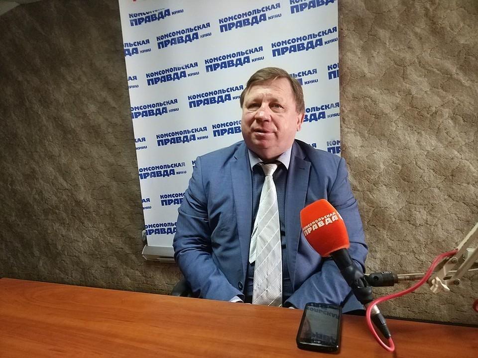 Глава администрации Игорь Лукашев