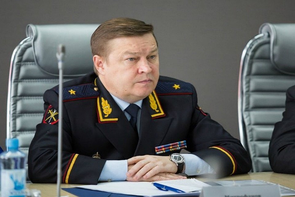 Игоря Митрофанова обвиняют по трем статьям