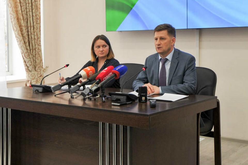 Пресс-секретарь Сергея Фургала рассказала в чем обиды жителей Хабаровска на Кремль и что они ждут от Путина