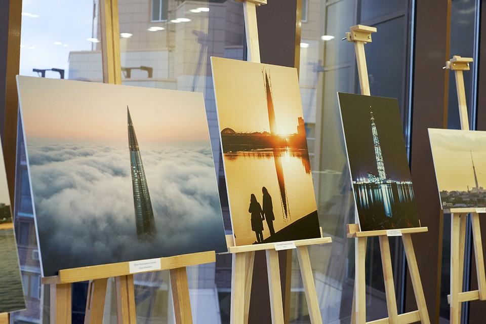 В фотоконкурсе «Доминанта будущего» Лахта Центр предстал в совершенно неожиданных ракурсах.