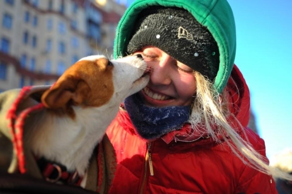 В среду, 14 ноября, воздух в Москве остынет до -2 градусов
