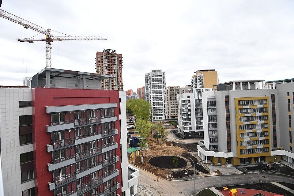 Реновация пятиэтажек в Москве  До Нового года расселят 40 сносимых хрущевок 0a3c9dc7495