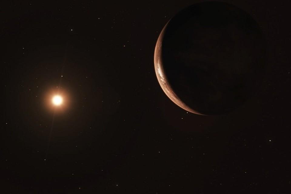 Обнаружена планета у звезды Барнарда - одной из ближайших к Солнцу