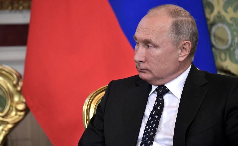 Путин и Пашинян поговорили по телефону