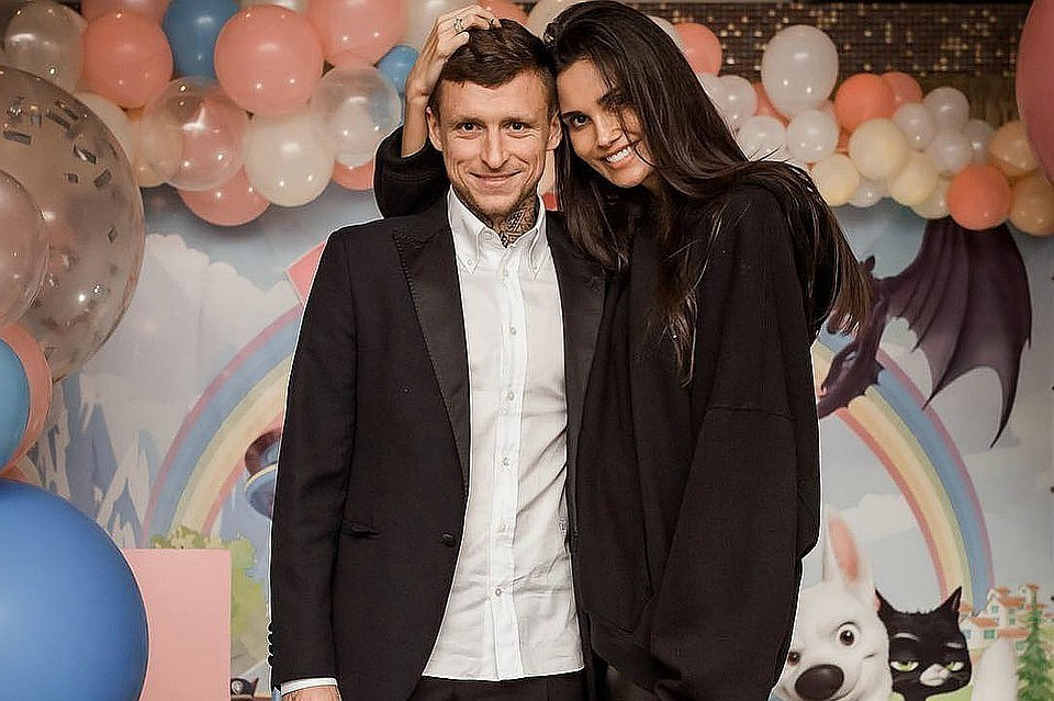Алана и Павел Мамаевы. Фото: instagram.com/alana_mamaeva