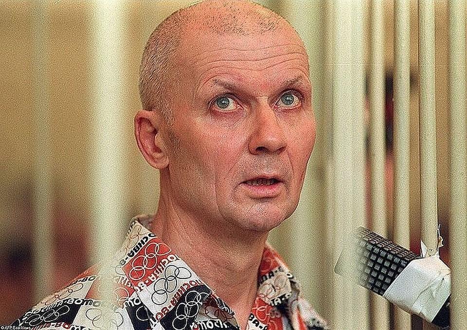Андрей Чикатило - самый известный маньяк-убийца в истории России, печально прославившийся количеством жертв. Фото: EAST NEWS.