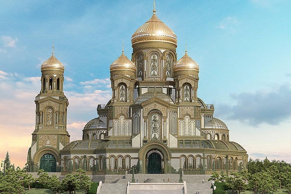 30 тысяч жертвователей уже внесли средства в строительство храма