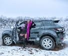 Первый снег в Приморье: заледеневшие дороги и зимняя сказка на фотографиях приморцев