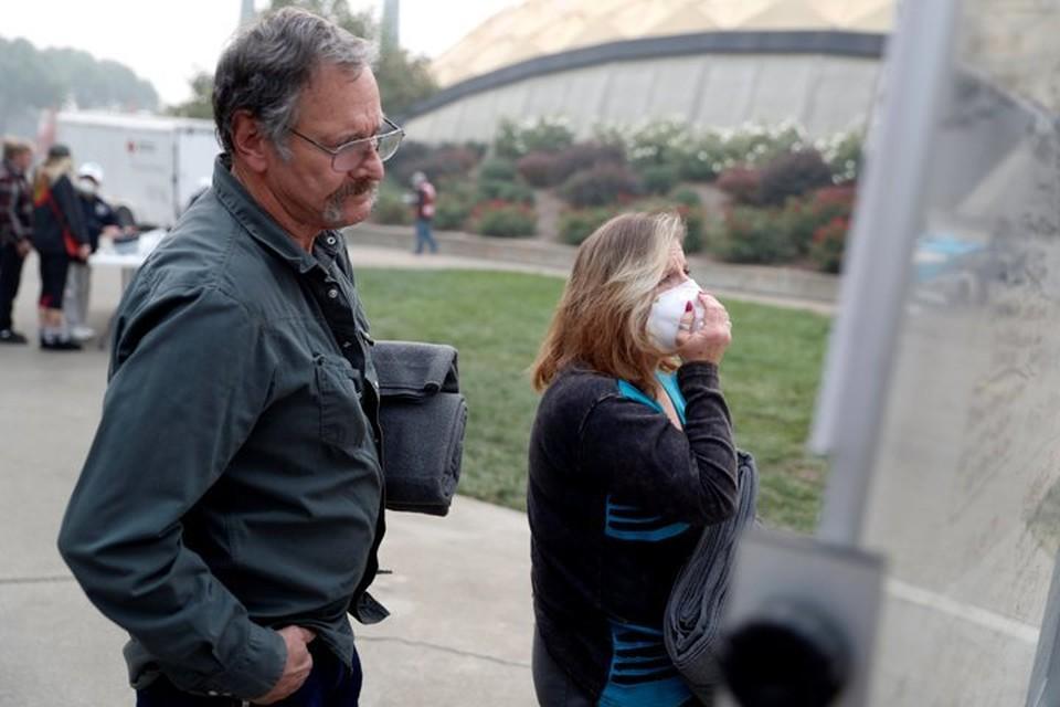 В списках погибших из-за пожара в Калифорнии уже свыше 80 имен