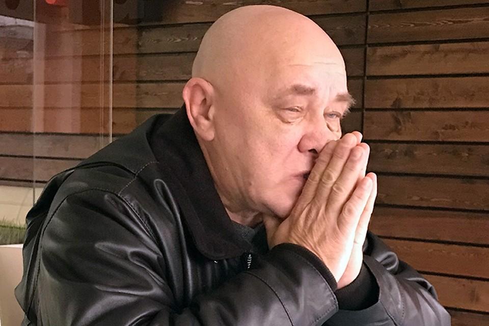 Сын погибшей, сам уже пенсионер Владимир Викторович Солдатов