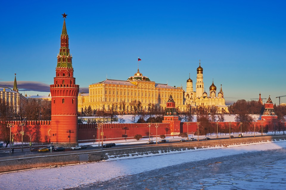 Над Кремлем снова проведут учения ФСО